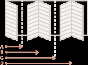 Measuring For Multiple Panels The Shutters Dept